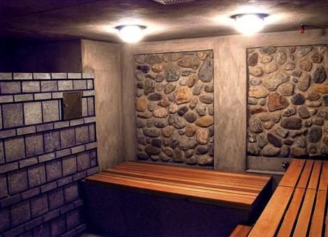 Утепление каменной бани