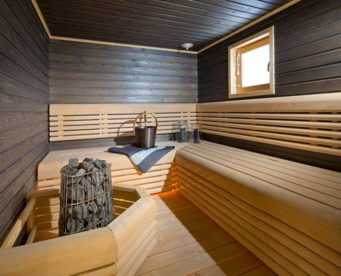 Утепление бани из бруса изнутри