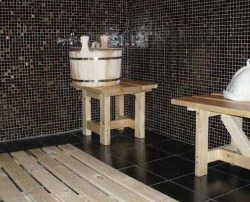 Утепление помывочной в бане