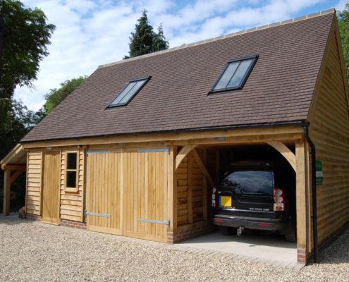 Утепление деревянного гаража